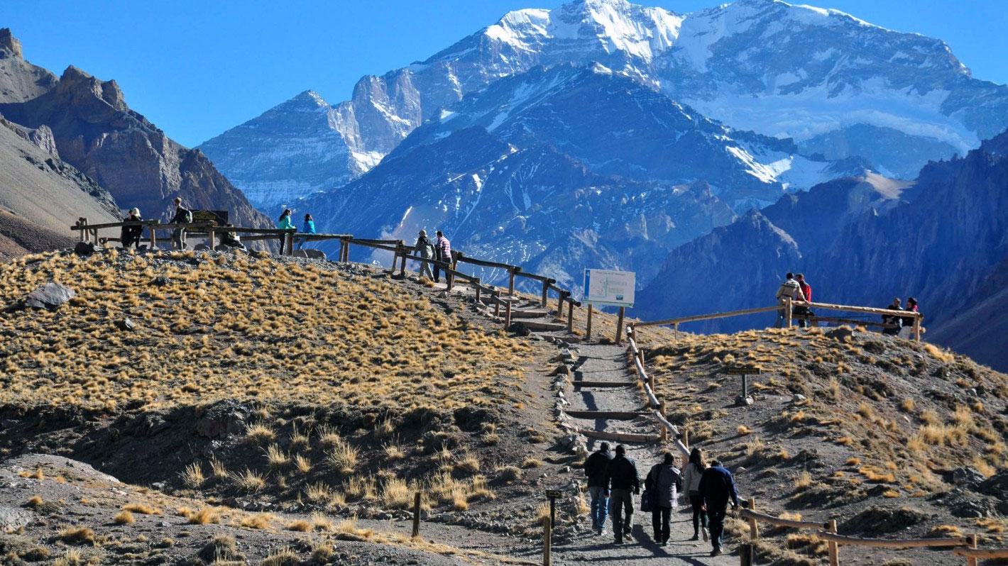 Aconcagua andes tour mendoza